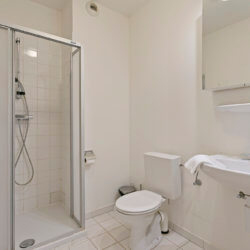 bathroom with cleaning every two weeks in brussels bbf apartment