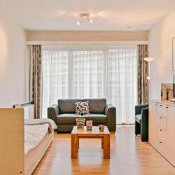single bed studio apartment near nato