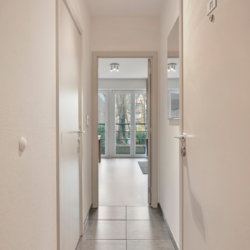 entrace to bbf serviced studio apartment in eurogardens residence