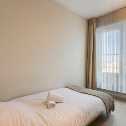 single bed in bbf serviced apartment near european commission
