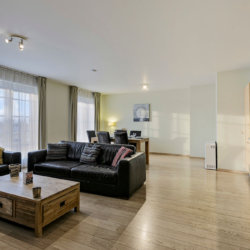 spacious living room in bbf three bedroom furnished apartment
