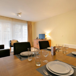 fully-equipped furnished apartment in etterbeek near place jourdan