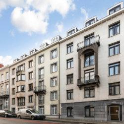 external building facade of bbf europark residence