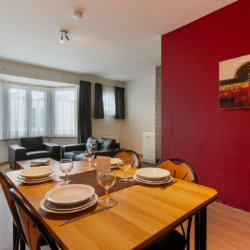 furnished two bedroom apartment in european quarter