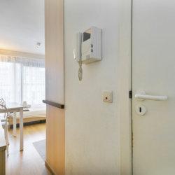 studio serviced apartment in BBF eurosquare residence near square ambiorix european quarter