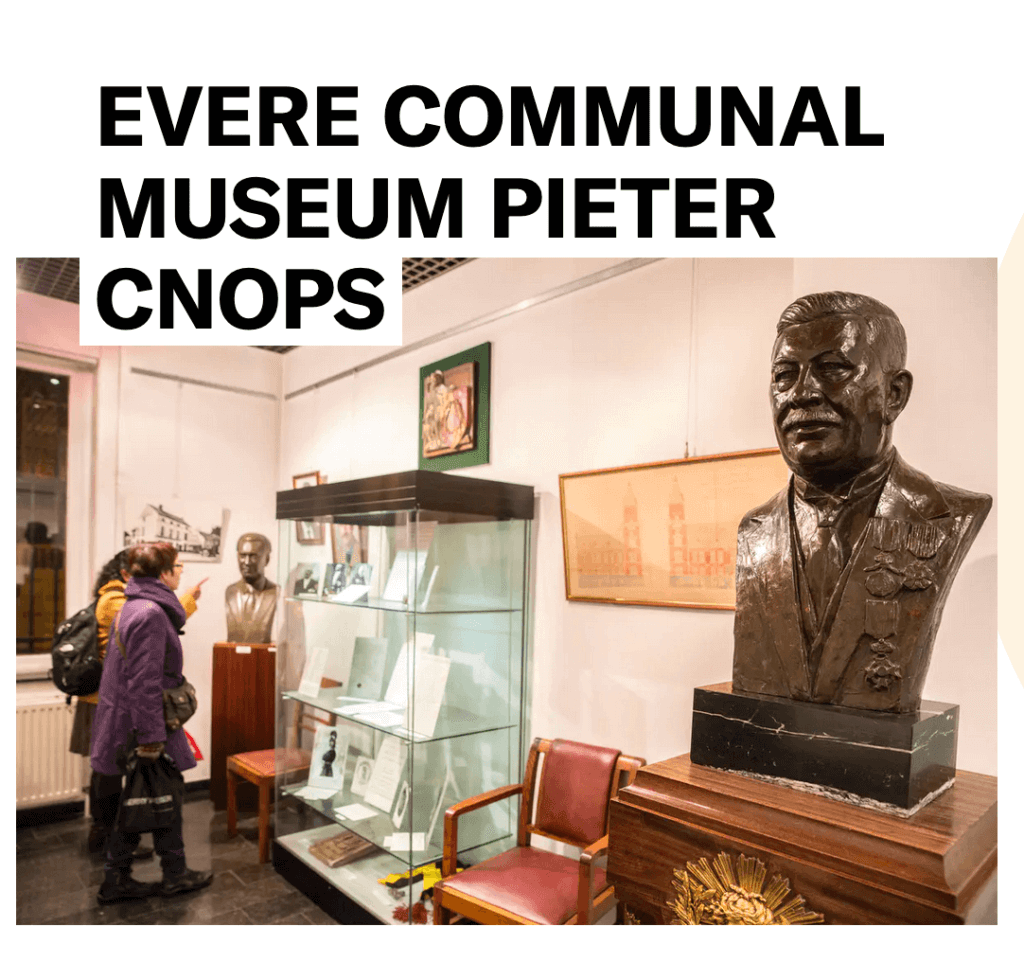 pieter cnops museum in evere near bbf apartments