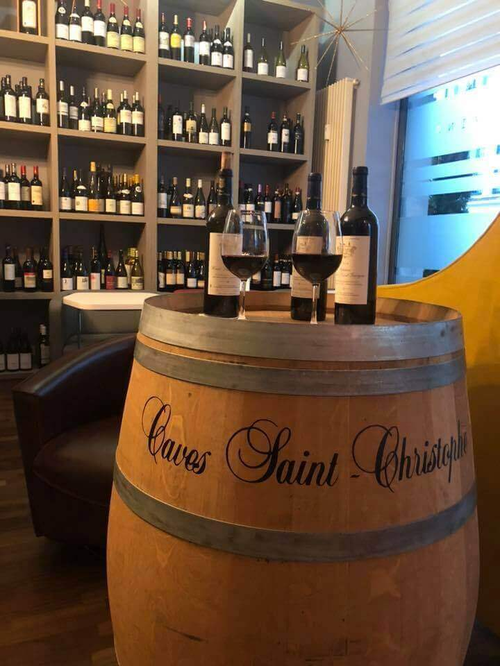 wine bar in etterbeek near BBF apartments
