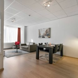 living space in bbf serviced apartment in brussels city centre