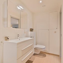ensuite bathroom with shower