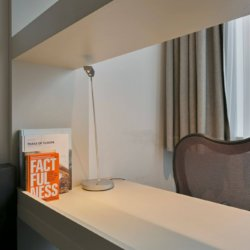work from home office desk in bbf serviced apartment