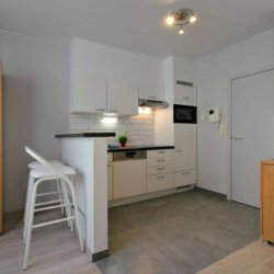 fully equipped kitchen in bbf studio apartment