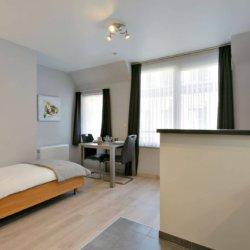 bbf studio apartment in dumonceau brussels
