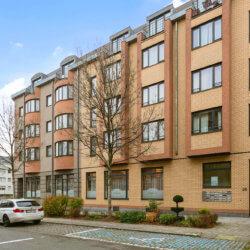 exterior of bbf apartments josephine residence