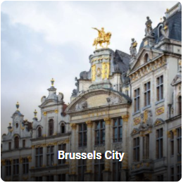 Brussels City Area