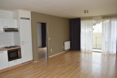 unfurnished apartment in clos folon residence south brussels