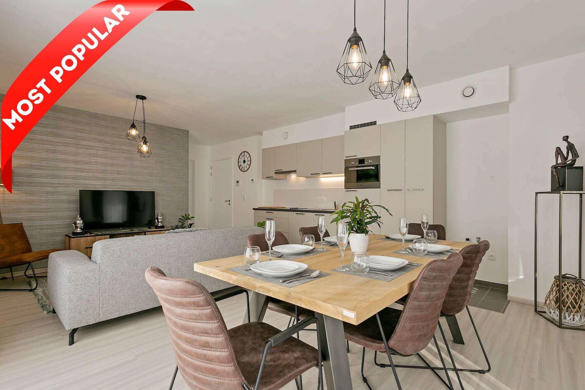 serviced apartment most popular option for expats